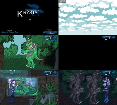 Legend Of Krystal Full