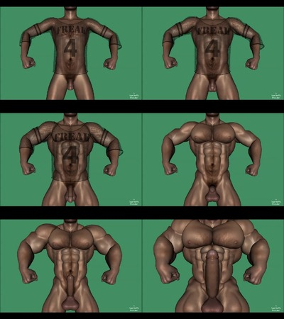 Showing porn images for muscle growth porn