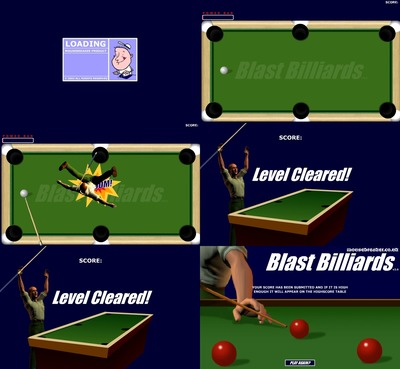 blast billiards swf