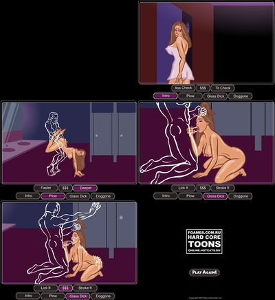 Flash sex game ghost